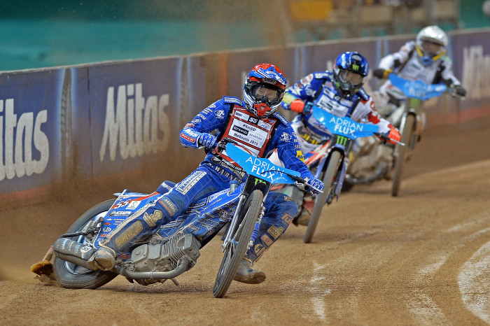 2015 Monster Energy FIM Speedway World CupVojens Speedway CenterVojensDenmarkSaturday 14 June 2015 - 2015 Adrian Flux British FIM Speedway Grand Prix Millennium Stadium, Cardiff Saturday 4 July 2015 17:00