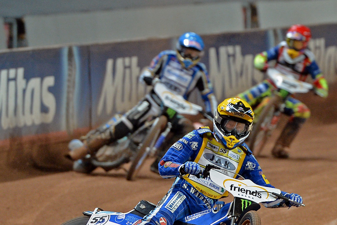 2016 Stockholm FIM Speedway Grand Prix 24 September 2016 Friends Arena Stockholm