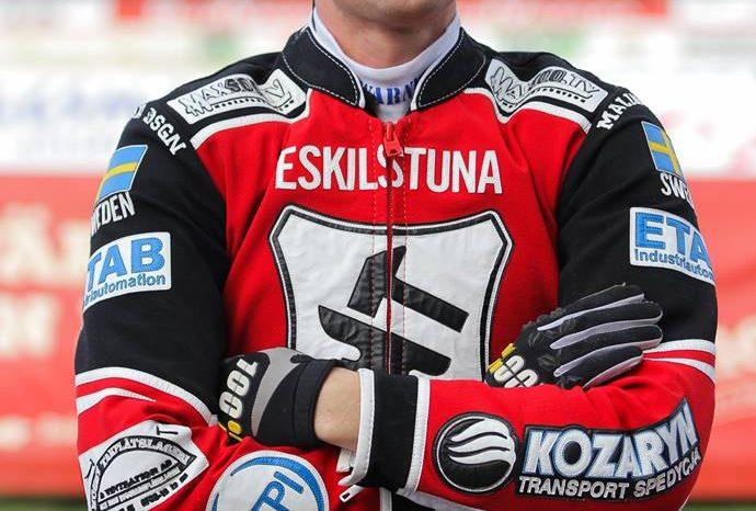 Matej Zagar Eskilstuna Smederna